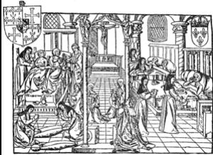 Medieval hospital